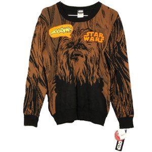 Star Wars Boy's Chewbacca Graphic Sweater